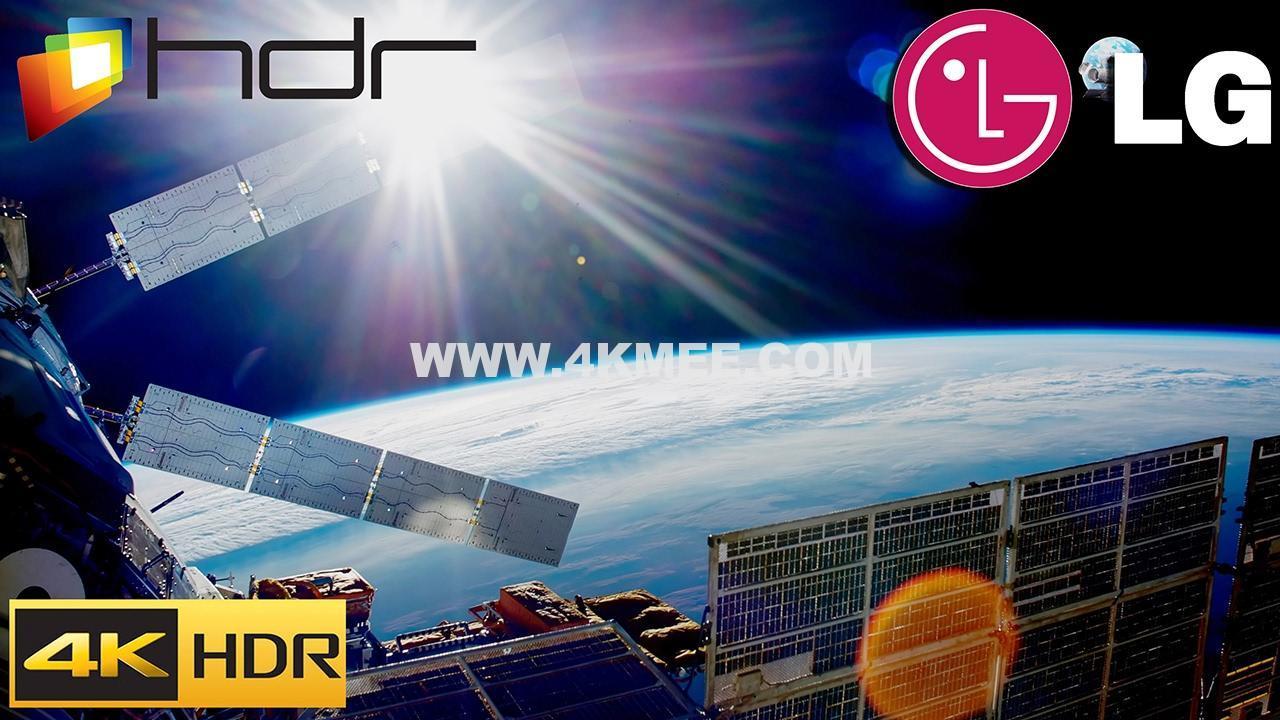 LG 4K HDR电视演示片 NASA非凡宇宙